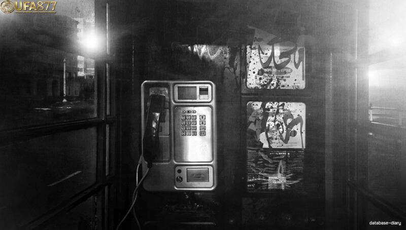 คืนหลอนที่ตู้โทรศัพท์
